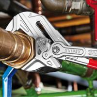 Гаечный переставной ключ 400 мм Knipex_3